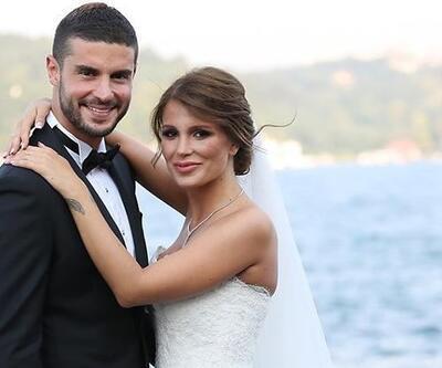 Yıldız Çağrı Atiksoy'dan sevgilisi Berk Oktay'a destek