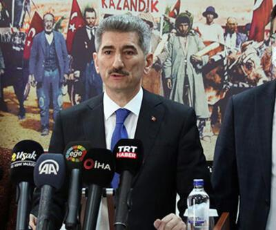 """İçişleri Bakan Yardımcısı Muhterem İnce'den """"çıplak arama"""" iddiasına ilişkin açıklama"""