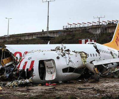 Sabiha Gökçen'deki uçak kazası: Pilot asli kusurlu bulundu