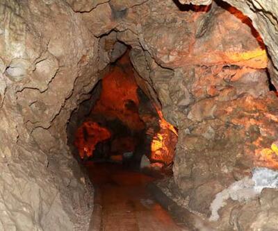 Türkiye'nin turizme açılan ilk mağarası! Gören hayran kalıyor