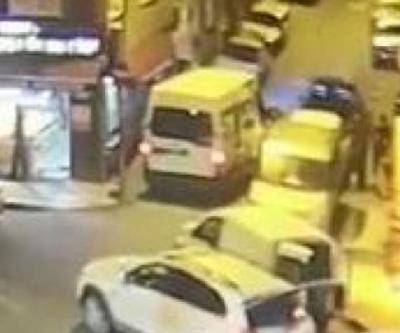 Bayrampaşa'da dehşet; Öldürdükleri kişiyi battaniyeye sarıp taşıdılar