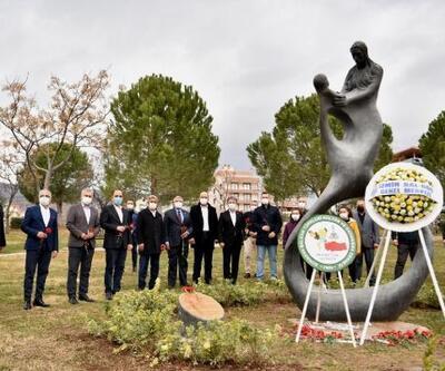 Türkan Bebek, Bornova'da adını taşıyan parkta anıldı
