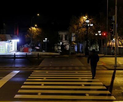 Türkiye genelinde uygulanan sokağa çıkma kısıtlaması sona erdi
