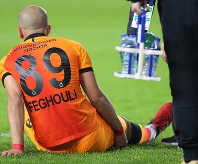 Son dakika... Feghouli'nin son durumu belli oldu!