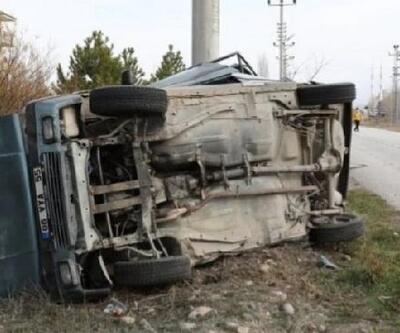 Ankara'da kaza: Gizem öldü, nişanlısı yaralı