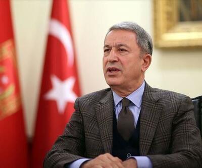 Milli Savunma Bakanı Akar: Korku dağları sardı