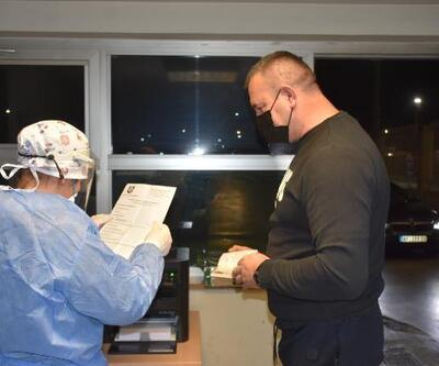 'PCR test zorunluluğu' uygulaması başladı | Video