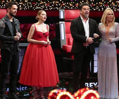 İşte 'O Ses Türkiye' yılbaşı özel programında sahne alacak ünlüler