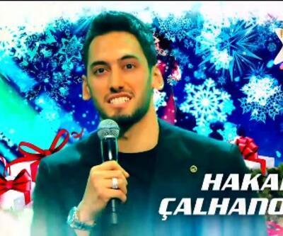 Hakan Çalhanoğlu kimdir? Milli futbolcu Hakan Çalhanoğlu O Ses Türkiye'de!