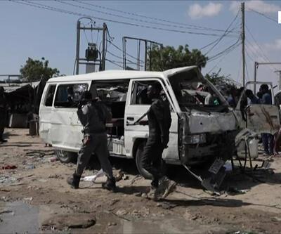 Son Dakika! Somali'de saldırı: 2 Türk işçi hayatını kaybetti   Video
