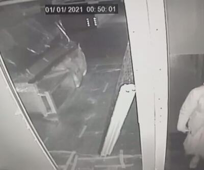 Kadın elbisesiyle hırsızlık yapmıştı! Görüntüler ortaya çıktı