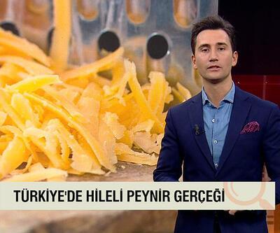 Türkiye'de hileli peynir gerçeği