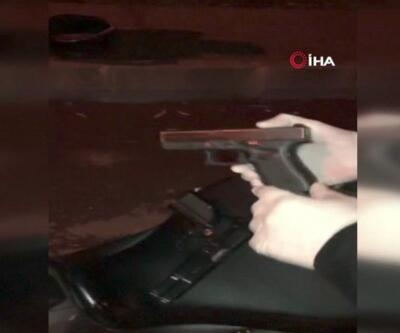 Saldırı hazırlığında yakalandılar | Video