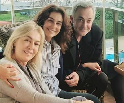 Arzum Onan ve Mehmet Aslantuğ, Gülenay Kalkan'ı yalnız bırakmıyor