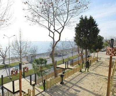 Atatürk Tuna Boyu Seyir Parkı'nda sona gelindi