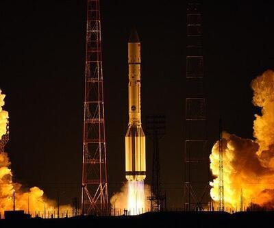 Türksat 5A uzay yolculuğuna hazır   Video