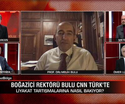 """""""Boğaziçi'ne siyasi atama"""" iddiası ve ABD kongre binasının işgali Tarafsız Bölge'de konuşuldu"""