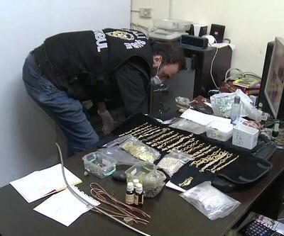 Son dakika... İstanbul merkezli 8 ilde sahte altın operasyonu   Video