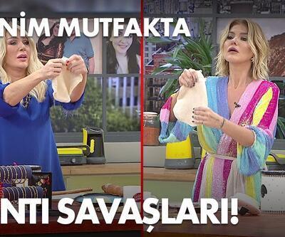 Seda Sayan ve Gülben Ergen arasında mantı savaşı!