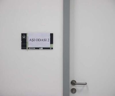 Hastanelerde koronavirüs aşı odaları hazırlanmaya başladı