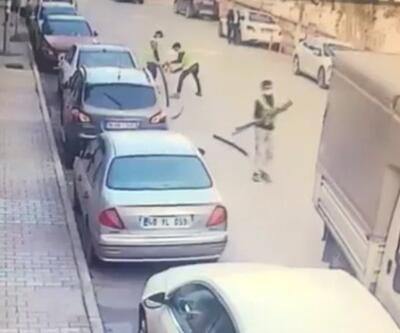 Kablo hırsızları yakalandı | Video