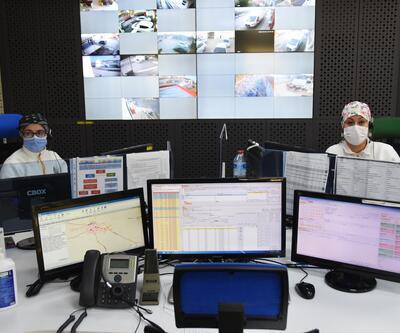 Eskişehir'de koronavirüs vakaları düştü, 112'ye çağrılar azaldı