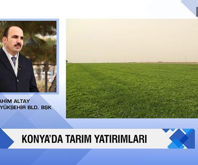 Konya'da tarım yatırımları, bisikletli ulaşım, sosyal belediyecilik ve pastacılıkta Alman ekolü