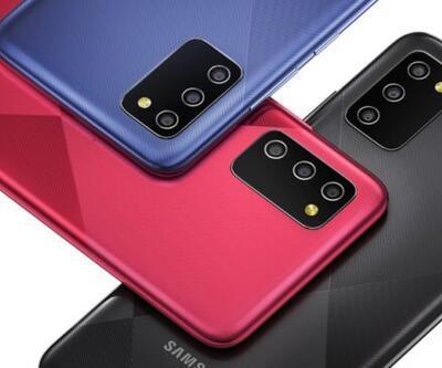 Samsung Galaxy M02s özellikleri ve fiyatı belli oldu