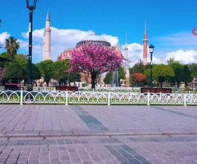 Dört mevsim Ayasofya   Video