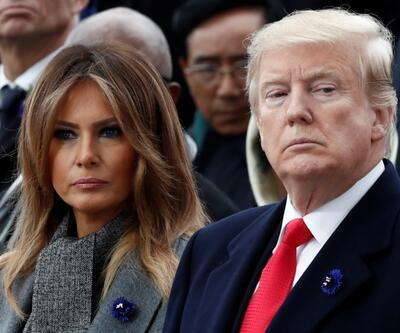 Kongre baskını ve hakkındaki haberler sonrası Melania Trump'tan ilk açıklama