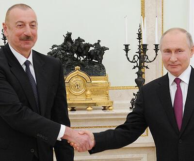 Putin ile Aliyev'den kritik görüşme