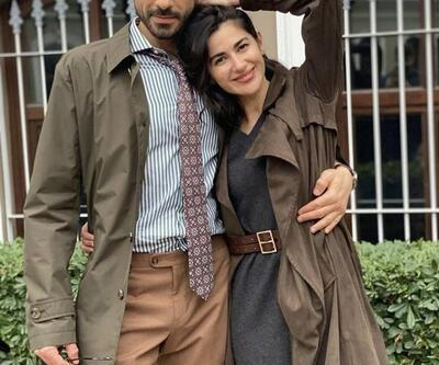 Nesrin Cavadzade ile Gökhan Alkan'ın pozlarına beğeni yağdı
