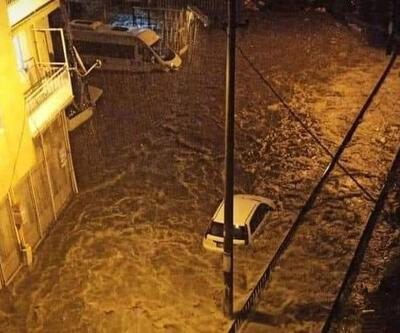 Meteoroloji uyarmıştı: Birçok ilde sağanak hayatı felç etti