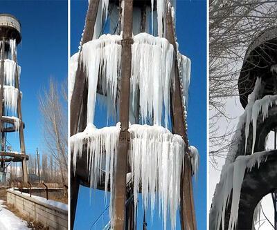 Doğu'da dondurucu soğuk etkili   Video
