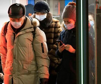 Rusya'da son 24 saatte 22 bin 850 yeni koronavirüs vakası