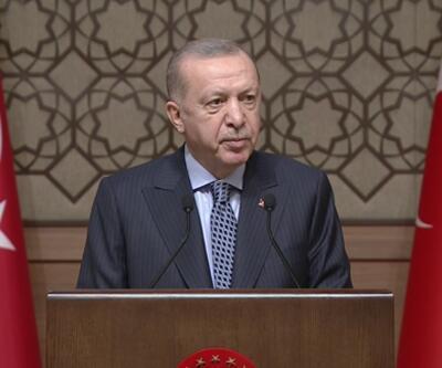 Son dakika haberi... Cumhurbaşkanı Erdoğan'dan net mesaj: Boyun eğmeyeceğiz | Video