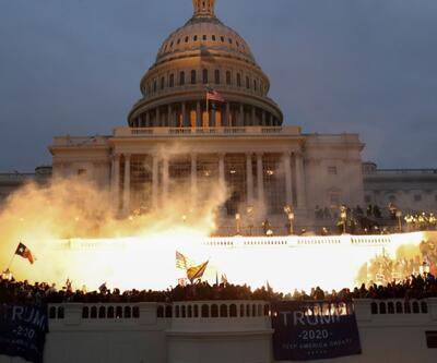 ABD'deki baskınla ilgili flaş iddia: Kongre baskını önceden planlandı