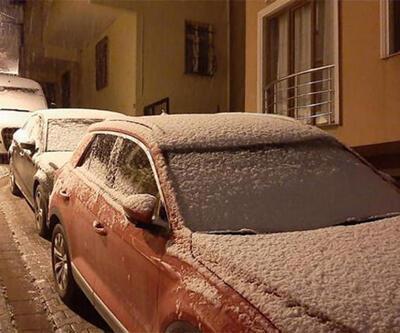 Son Dakika: İstanbul'da beklenenkaryağışı yüksek kesimlerde etkili oldu