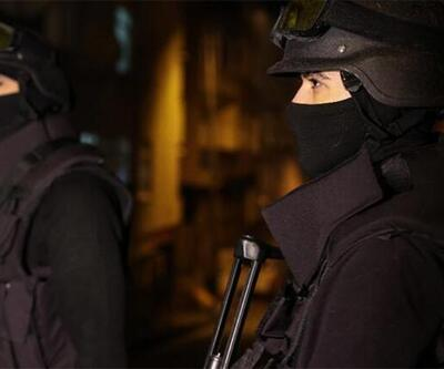 İstanbul'da terör örgütü PKK'ya yönelik operasyon