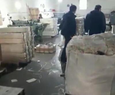 İstanbul'da 5 adreste 9 bin 640 kitaba el konuldu | Video