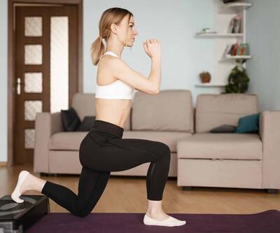 Evde bağışıklığı güçlendirecek egzersizler
