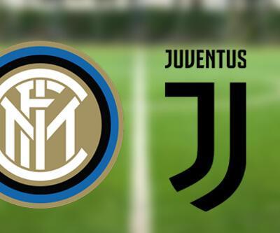 İnter Juventus maçı hangi kanalda, ne zaman, saat kaçta?