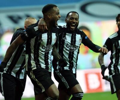 Beşiktaş 2-0 Galatasaray MAÇ ÖZETİ