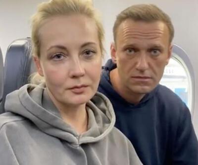 Rus muhalif Navalnıy, Berlin dönüşü Moskova'daki havaalanında gözaltına alındı | Video
