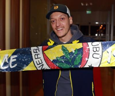 Son dakika: Mesut Özil İstanbul'a geldi