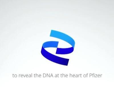 Pfizer'in yeni logosunu Türk tasarımcı geliştirdi | Video