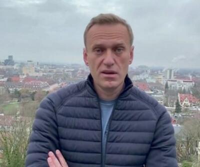 Rus muhalif Navalny Rusya'da gözaltına alındı | Video
