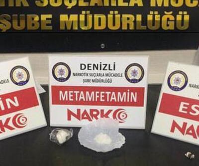 Denizli'deki uyuşturucu operasyonunda 15 tutuklama