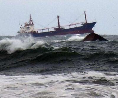 Bartın'da batan gemiyle ilgili açıklama