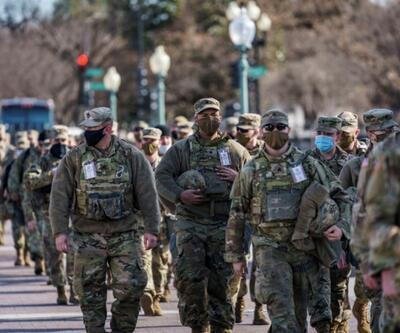 ABD'de yemin törenine saatler kala alarm: Kendilerini Ulusal Muhafız askerleri gibi gösterek sızabilirler